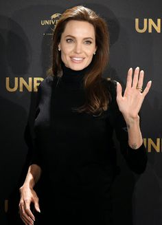 I love Angelina...  she has blossomed into a beautiful woman inside and out in so many many ways!! You rock, Mrs. Pitt <3