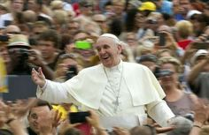 10 Unforgettable Expressions of Pope Francis