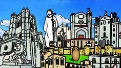 Exposición colectiva 'Artistas de Ávila con santa Teresa'