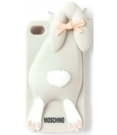 rabbit iPhone 4/4S case//