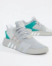 defe3908f1e7 adidas Originals EQT Bask ADV Sneakers In Black AQ1013. Adidas  OriginalsAdidas SneakersFashion OnlineAsosAdidas Shoes
