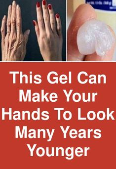 This gel can make your hands to look many years younger Hand Scrub, Diy Scrub, Care For All, Look Younger, Beauty Hacks, Beauty Tips, Perfect Skin, Skin Cream, Anti Aging Skin Care