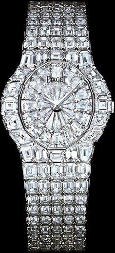 Diamond Watch by Piaget