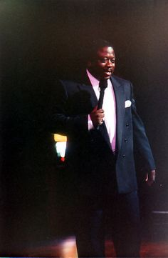 Legendary Robin Harris