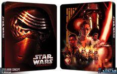 Star Wars: The Force Awakens #steelbook #concept