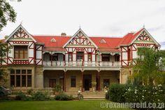 Oudtshoorn buildings