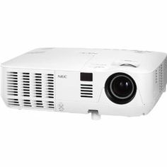 Discount $381.91 from $1,064.34 - NEC NP V300W Projector Widescreen Definition  Like, Repin, Share it  #todaydeals #deals #ChristmasDeals  #discounts #sale #Television