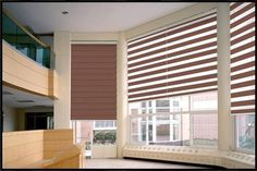Roller Shades are installed to conserve your spaces