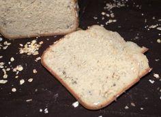 chleb z maszyny owsiany