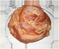 Cyprus Food, Greek Recipes, Cinnamon Rolls, Biscuits, Vegetarian Recipes, Sweets, Vegan, Cooking, Desserts