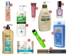 Time for some drugstore-beauty 101! Here are our favorite cosmetics that work for less.