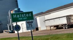 Served by Halstad Telephone