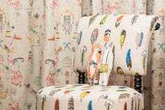 pollack-coral-tusk-chair-feathers.jpg Pollak and Coral & Tusk collaboration collection
