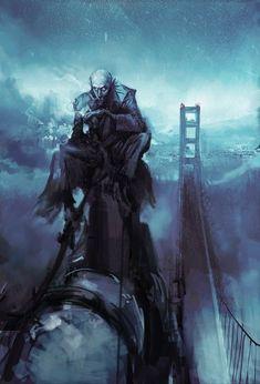Immortal Dream Stroke Dark Vampire Fantasy LARP RPG