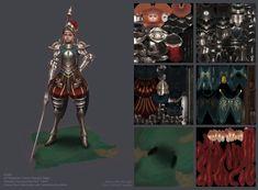 ArtStation - Knight, Tommy Gunardi Teguh