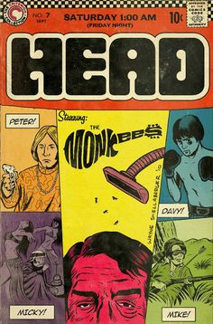 "grooveland:  ""(via (17) Head, by The Monkees - promo content 