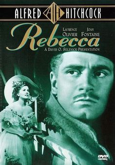 Rebecca, another Daphne du Maurier book made into a movie