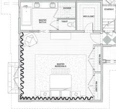 8 x 12 foot master bathroom floor plans walk in shower possible