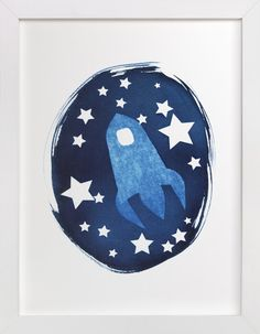 To the stars and beyond by raven erebus at minted.com