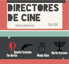 Woody Allen, Martin Scorsese, Quentin Tarantino, Tim Burton, Tech Companies, Company Logo, History Of Film, Film Director, Culture