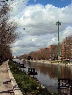 #paisajes #paisajesbonitos #madrid #madridcity #madridbonito Madrid City, World's Most Beautiful, Prado, Spanish, Places To Visit, Country Roads, Europe, Travel, War