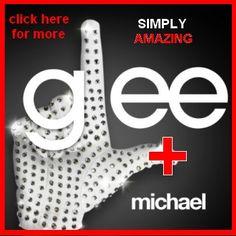Glee + MJ = Happiness