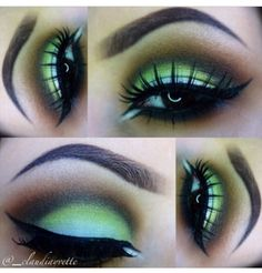 St. Pattys Smokey Eye