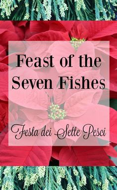 Feast of the Seven Fishes: holiday traditions and entertaining tips from LoveandConfections.com ouramericankitchen AD