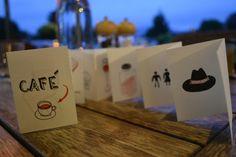miercoles de bares #watercolor #illustration #marcelillapilla #pilla #cafe