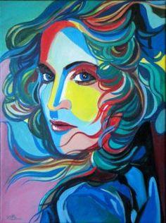 she Artist: vitikala, santosh Artwork title: she Price: $180