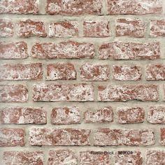3D verouderd steenstrips behangpapier 889604 stenen