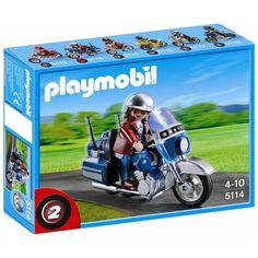PLAYMOBIL 5114 Moto de route - Achat / Vente UNIVERS MINIATURE PLAYMOBIL 5114 - Cdiscount Soldes* dès le 25 juin