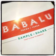 Babalu Tacos and Tapas in Jackson, MS