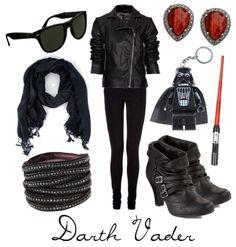 Star Wars Inspired Looks: Darth Vader