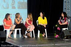 Panel con el tema Los Desafios de la Mujer Empresaria - @ExpoMujer PR 2012