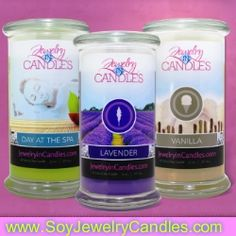"""Jewelry In Candles Cyber Monday SALE - Wax Tarts - Mix and Match - Buy 3 Get 1 Free Use coupon code: """"MondayFunday"""""""