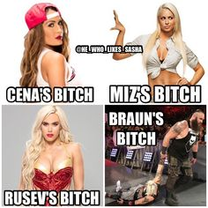 I like Enzo but seeing braun absolutely manhandle him was hilarious 😂😂. - wwe & wwf News Wwe Divas Paige, Wwe Total Divas, Paige Wwe, Wrestling Memes, Women's Wrestling, Wrestling Divas, Wwe Superstars, Wwe Maryse, Wwe Quotes