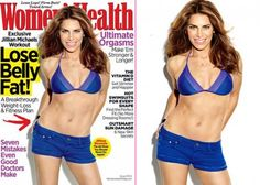 Jillian Michaels. Love her. She's super motivating, keeps it real, and really just seems to have a great outlook and health and fitness. I've been sweating to her workout DVD's for years!