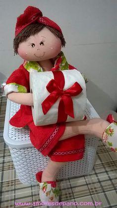 Elf On The Shelf, Holiday Decor, Home Decor, Fabric Dolls, Felting, Decoration Home, Room Decor, Home Interior Design, Home Decoration
