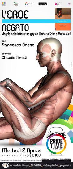 breaking news Napoli: torna il PrideTime per parlare di letteratura gay