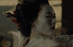 There's Something Happening In Westworld! Rinko Kikuchi, Robot, Sci Fi, Shit Happens, Fictional Characters, Science Fiction, Robots, Fantasy Characters