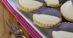 Dating back almost a century, the velvety neenish tart, bursting with mock cream and topped with sickly sweet icing is sure to hit a nostalgic chord.