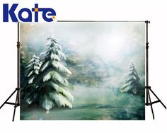 Find More Background Information about photography christmas backdrops Painting pine snow  5x7ft(1.5x2.2m) fondos de estudio ZJ,High Quality paintings with bright colors,China painting ducks Suppliers, Cheap painting of wine bottles from Art photography Background on Aliexpress.com