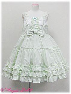 angelic pretty ジェラートジャンパースカート