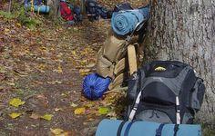 Sırt çantamızla kampa gidelim