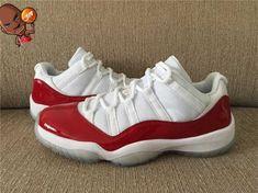 fb497f3a39a discount Authentic Air Jordan 11 Low Varsity Red basketball shoes Air Jordan  3