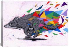 iCanvas Artwork The Break on Thru by Ric Stultz Canvas Print