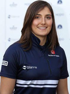 The Sauber Formula 1 team has signed GP3 driver Tatiana Calderon as a development driver for the 2017 season.
