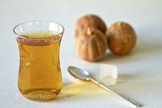 Dried lime tea (Chai noomi Basra)