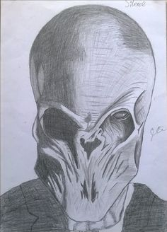 The Silence from Doctor Who